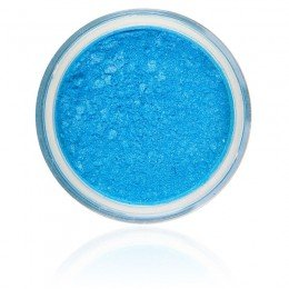 Ögonskugga Mineral Under The Sea - Vegan och naturlig - ljusblå skimmer