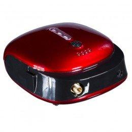 Airbrush Maszyna HS-M901 czerwony