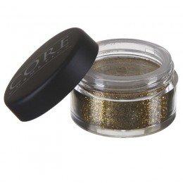 Mörk Guld Glitter Dust