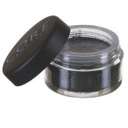 Sort-sølv Glitter Dust