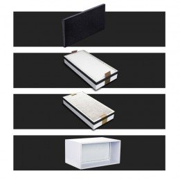 Fume Extractor for Eyelash extensions Filter Pack