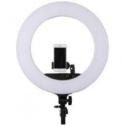 Ring Light för Makeup - Studio - telefonhållare