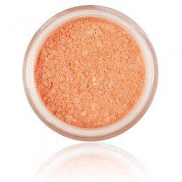 Mineral øjenskygge dejlig fersken | 100% ren mineral & vegan. Mineral makeup, stærk ferskenfarve.