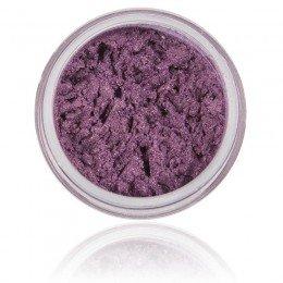 Ögonskugga Lilac av naturliga mineral ingredienser - skimrig lyster med kraftigt pigment.