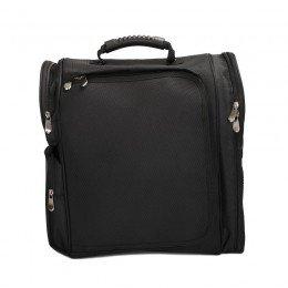 Profesjonalna torba dla wizażystki, stylisty lub fryzjera. Przód