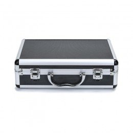 Aluminum bag for airbrush machine and accessories - light weight and durable